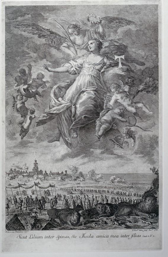 Jornades sobre el 700 aniversari de l'entrada del Braç de Santa Tecla a Tarragona. Religiositat popular, teatralitat i manifestacions artístiques