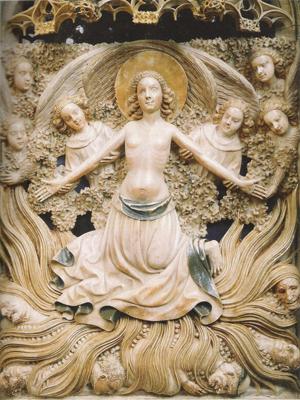 La Catedral de Tarragona en l'Edat Mitjana i les evidències iconogràfiques de Santa Tecla