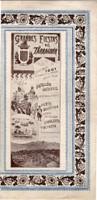 Programa d'actes 1901