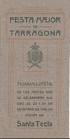Programa d'actes 1918