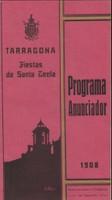 Programa d'actes 1908