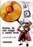 Programa d'actes 1970