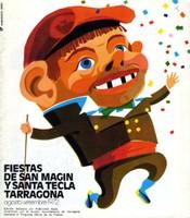 Programa d'actes 1972