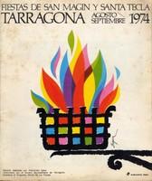 Programa d'actes 1974