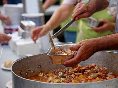 Tast popular d'espineta amb cargolins