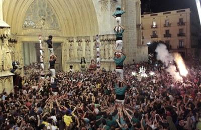 Amb la vigília de Santa Tecla arriben els tres dies més solemnes de la festa major