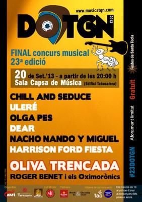 Arriba la final del concurs musical DO Tarragona