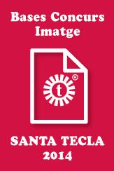 Concurs d'idees per a la imatge gràfica de Santa Tecla 2014