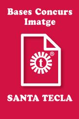 Concurs d'idees per a la imatge gràfica de Santa Tecla 2015