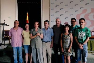 El banderer de l'Anada i Tornada d'ofici del matí de Santa Tecla serà Josep Bargalló