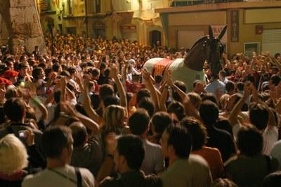 El Pregó, l'Arrencada dels Gegants i la Baixada del Seguici, protagonistes d'aquest dimecres