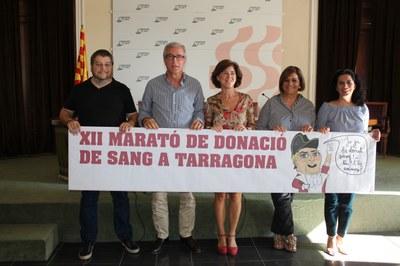 El pròxim dissabte el Teatre Tarragona acull la XII Marató de Donació de Sang