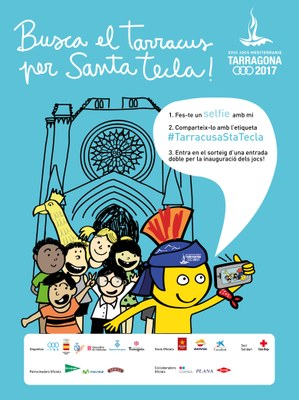 El Tarracus participa a Santa Tecla amb un concurs de selfies a les xarxes socials