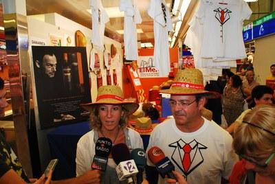 Es presenta el barret de les Festes de Santa Tecla 2010