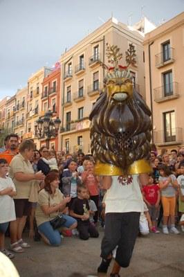 Festes de Santa Tecla 2012
