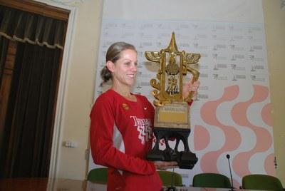 L'atleta Natàlia Rodríguez serà la pregonera de les festes d'enguany