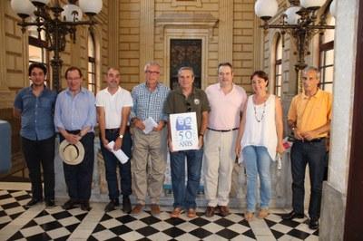 La ciutat incorpora el Griu i els Nanos Nous Petits al Seguici