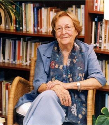 La poeta i traductora Montserrat Abelló serà la pregonera de les festes d'enguany