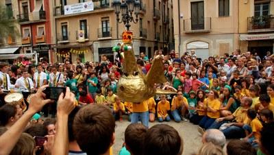 La Santa Tecla Petita i les entitats del Seguici, protagonistes d'aquestes Festes