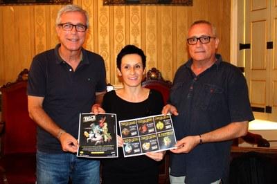 L'alcalde presenta la campanya #QuelaTeclaTacompanyi