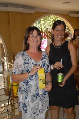 Les ampolles de Chartreuse incorporen un logotip per celebrar els 20 anys de la filial catalana