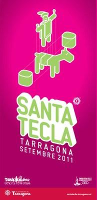 Les festes de Santa Tecla 2011 ja tenen imatge i marxandatge