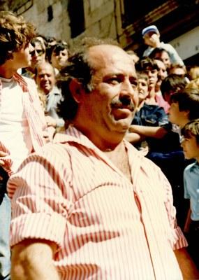 """Mariano Borrero, """"Gordito"""" serà el perpetuador de les Festes de Santa Tecla 2011"""