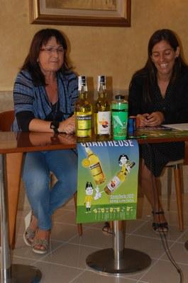 Presentació del licor Chartreuse Serie Limitada per a Santa Tecla 2012