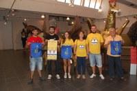 Presentada la imatge i el marxandatge de les Festes de Santa Tecla 2013