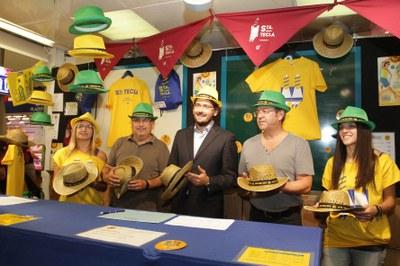 Prop de 4.000 barrets preparats per a lluir per Santa Tecla