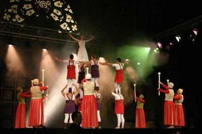 Santa Tecla 2012 aposta per la part més tradicional de la festa i manté el nombre  d'actes