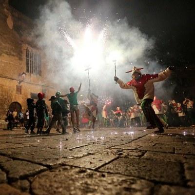 Santa Tecla 2013 tanca amb rècord de participació als actes més tradicionals