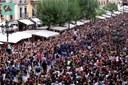 Santa Tecla s'acomiada un any més amb la màxima sintonia entre tradició i festa al carrer