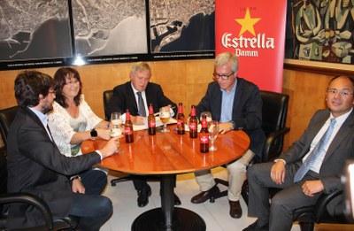 Tarragona renova el seu suport amb Estrella Damm