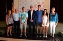 Tres joves tarragonins seran els pregoners de Santa Tecla 2016
