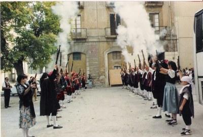Aquest any Santa Tecla celebra els aniversaris de deu entitats del Seguici Popular