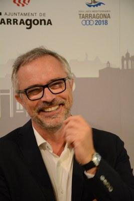 Lluís Amiguet serà el pregoner de Santa Tecla 2017