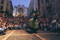 Santa Tecla clou 10 dies de festa amb una participació massiva