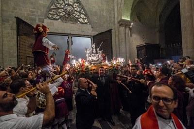 Tarragona commemorarà els 700 anys de l'arribada del Braç de Santa Tecla amb un programa cultural ciutadà