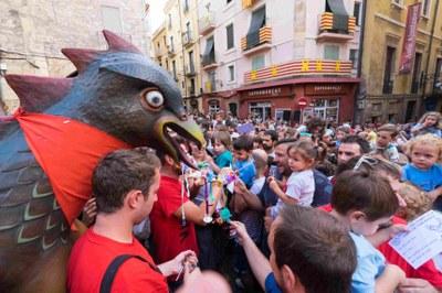 Oques Grasses i Segonamà protagonitzen el gran concert a la plaça de la Font