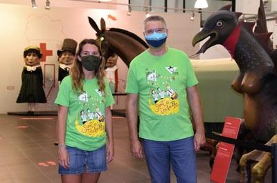 El Ball de Diables destinarà un euro de la samarreta de Santa Tecla a la lluita contra el coronavirus