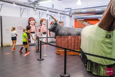 La Casa de la Festa tanca la temporada d'estiu amb més de 4.500 visites