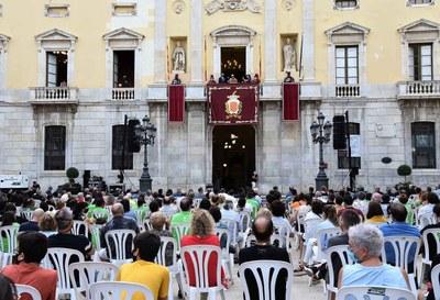 """Ricomà: """"La pregonera de Santa Tecla 2020 és una gran ambaixadora de la nostra ciutat"""""""