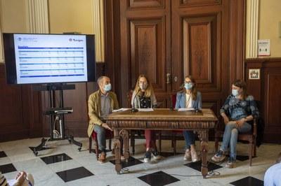 L'Ajuntament de Tarragona i la Xarxa Sanitària i Social de Santa presenten els resultats de l'estudi sobre l'activitat castellera de Santa Tecla