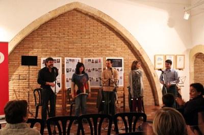 Dia Mundial de la Poesia-recital poètic