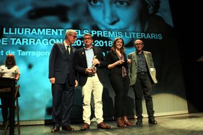 Guanyador del premi Pin i Soler 2019