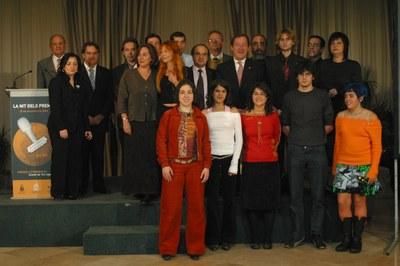 Premis 2002-2010
