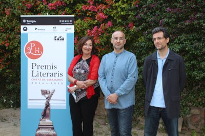 L'autor valencià Salvador Company s'endú el 25è premi Pin i Soler