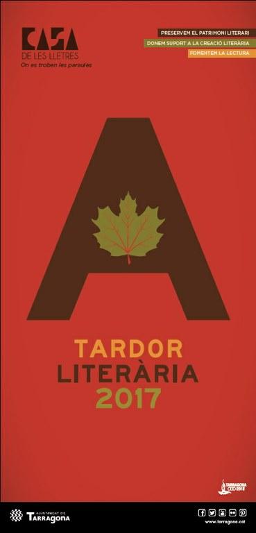 La Tardor Literària ofereix 45 activitats per gaudir i fomentar la lectura