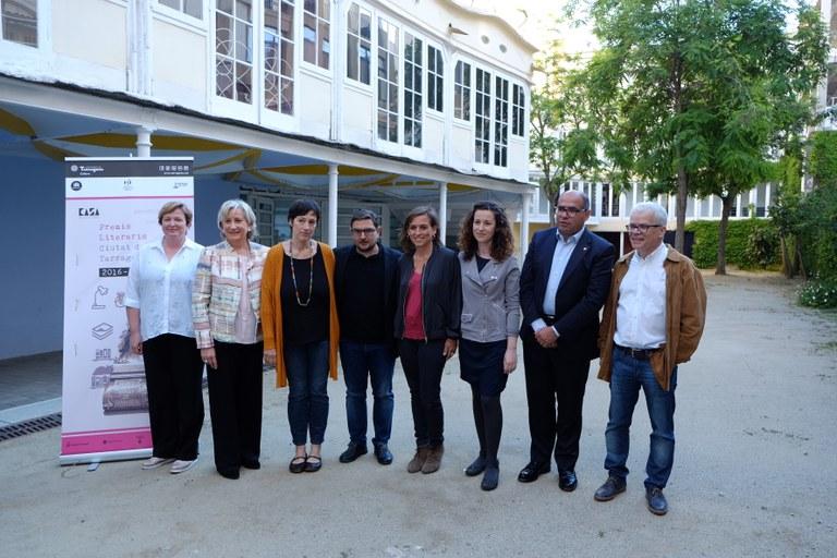 Xavier Aliaga guanya el Premi Pin i Soler de novel·la